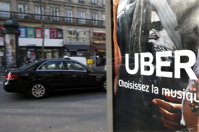 Axa y Uber se unen por la protección de los trabajadores autónomos