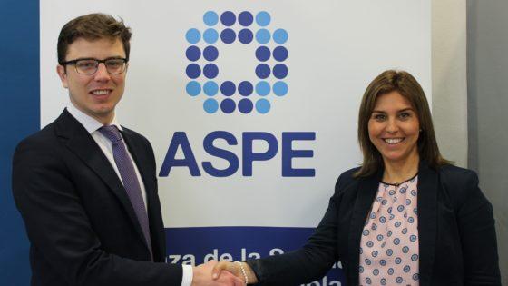 ASPE renueva colaboración con Randstad y TICH Consulting
