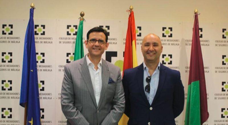 Liberty Seguros y el Colegio de Mediadores de Seguros de Málaga renuevan su colaboración