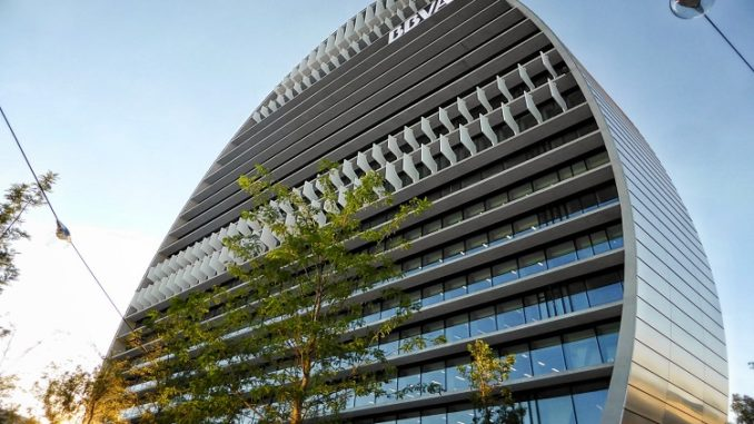 El BBVA busca socios para bancaseguros