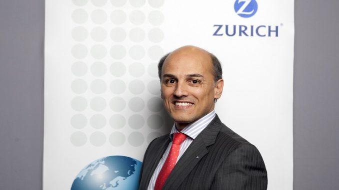 Carlos Esteban, director de Z Zurich Foundation