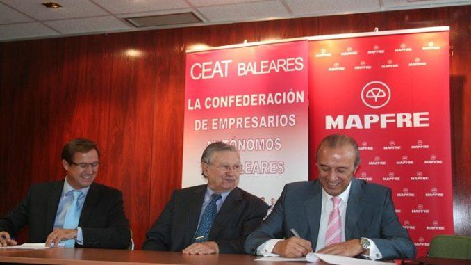 Mapfre firma acuerdos con la CEAT