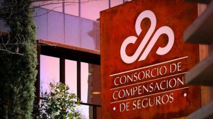 Consorcio de Compensación de Seguros sede CNMV