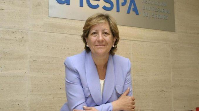 Pilar González de Frutos, presidenta de la UNESPA