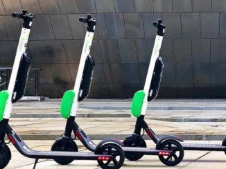 AXA Seguros patinetes eléctricos