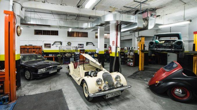 Facturación talleres de coches España 2018