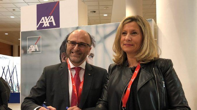 Colegio de Mediadores de Madrid y AXA renuevan acuerdo comercial