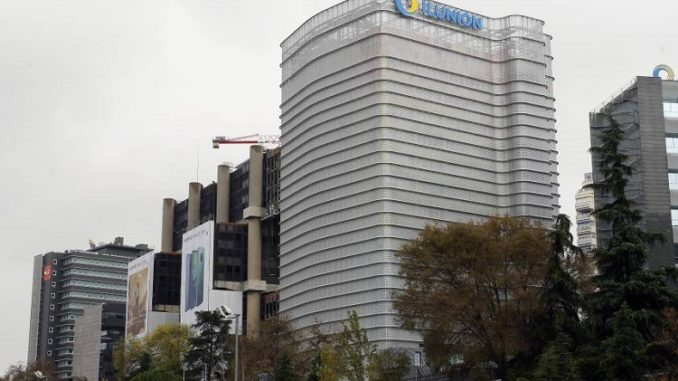 Edificios de oficinas de Zurich