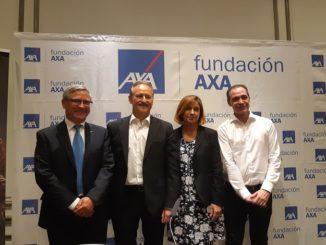 Fundación AXA ranking de transparencia