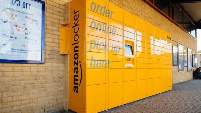 Lockers de Amazon