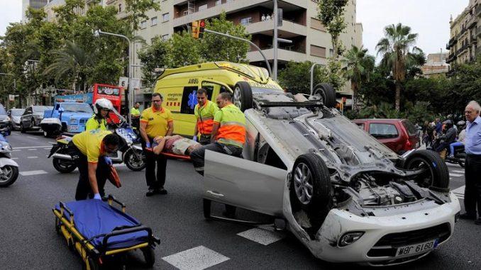obligaciones de aseguradoras en accidentes de trafico